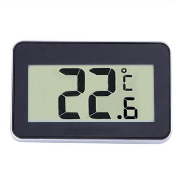 neue wireless digital thermometer mit magnet haken fuer kuehlschrank gefrie y4x7 ebay. Black Bedroom Furniture Sets. Home Design Ideas