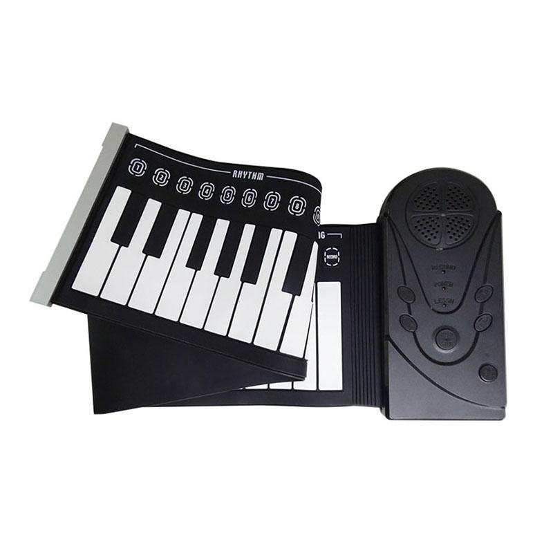 5X (Nouveau 49 Clavier svkonst Debutant Pratique Lecteur Musikal Instrumänt ABS W6)