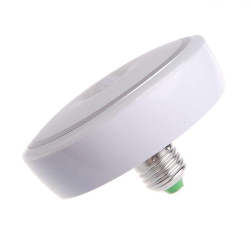 10X(15W Ampoule a detecteur de mouvement- Super Lumineux Ampoule Led Active 4H1)