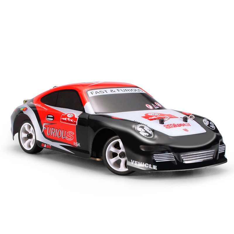 1X-Wltoys-K969-1-28-2-4G-4WD-cepillado-RC-coche-Drift-High-Speed-nino-juguete-8M miniatura 2