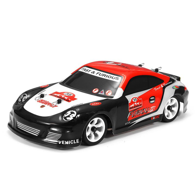1X-Wltoys-K969-1-28-2-4G-4WD-cepillado-RC-coche-Drift-High-Speed-nino-juguete-8M miniatura 3
