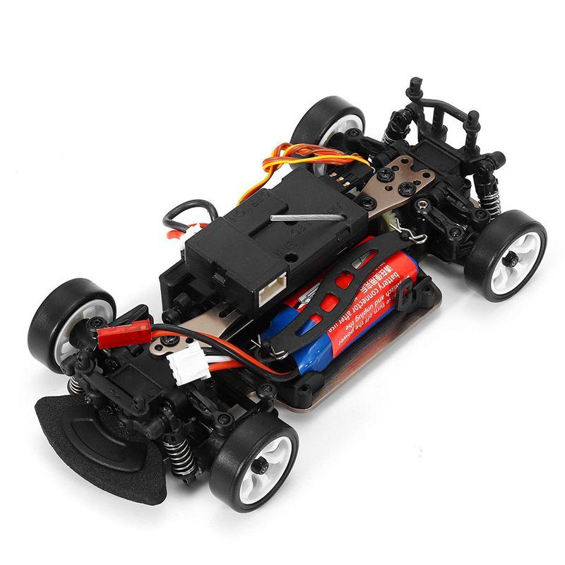 1X-Wltoys-K969-1-28-2-4G-4WD-cepillado-RC-coche-Drift-High-Speed-nino-juguete-8M miniatura 5