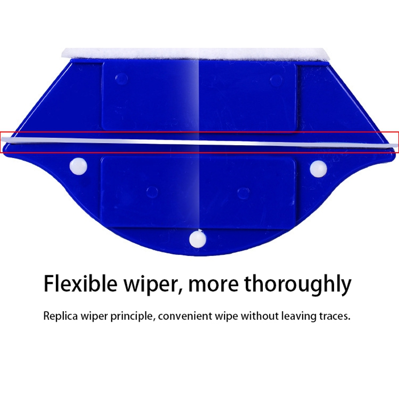 New-Useful-Magnetic-Window-Cleaner-Double-Side-Glass-Wiper-Useful-Surface-B-S5F2 thumbnail 6