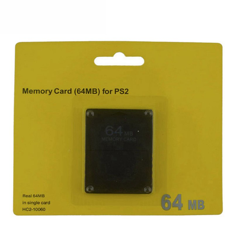 New-64MB-Memory-Save-Card-For-PlayStation-2-PS2-Console-Game-J3K3