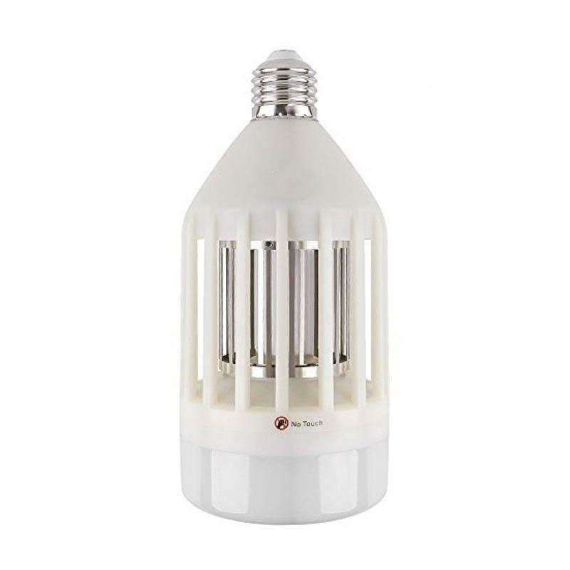 9w E27 Led Bug Zapper Light Bulb Mosquito Insect Killer Uv Lampe