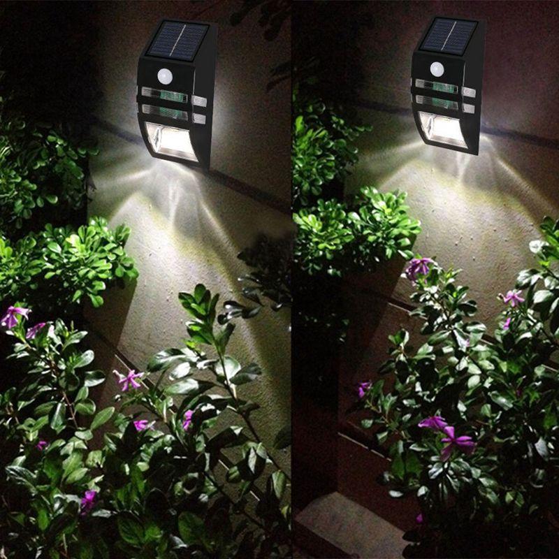 Lampara-solar-IP65-al-aire-libre-Impermeable-Garden-Path-Lampara-de-luz-Sol-R2D8 miniatura 4