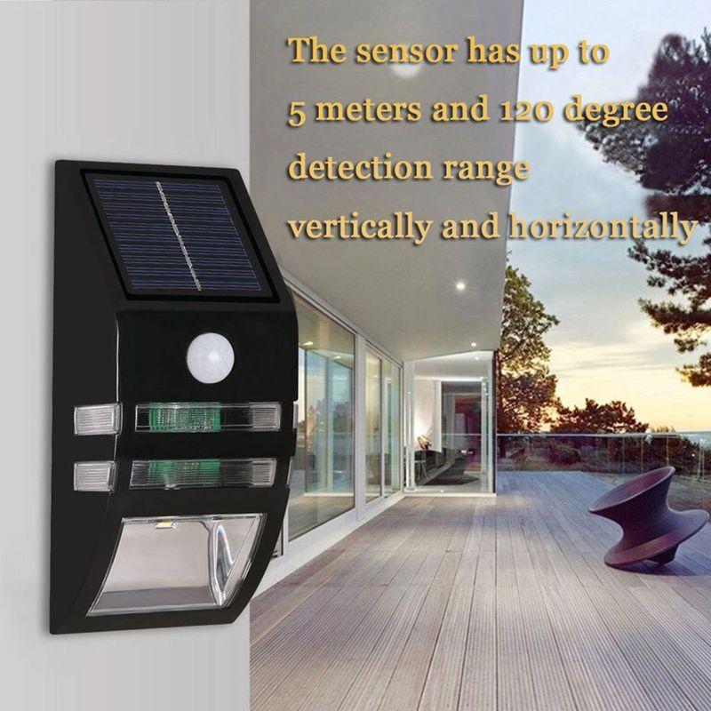 Lampara-solar-IP65-al-aire-libre-Impermeable-Garden-Path-Lampara-de-luz-Sol-R2D8 miniatura 7