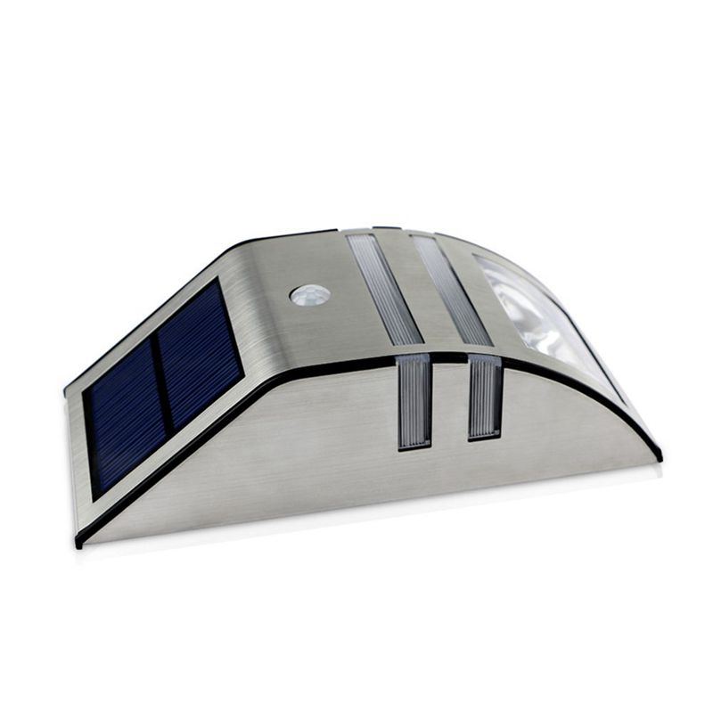 Lampara-solar-IP65-al-aire-libre-Impermeable-Garden-Path-Lampara-de-luz-Sol-R2D8 miniatura 14