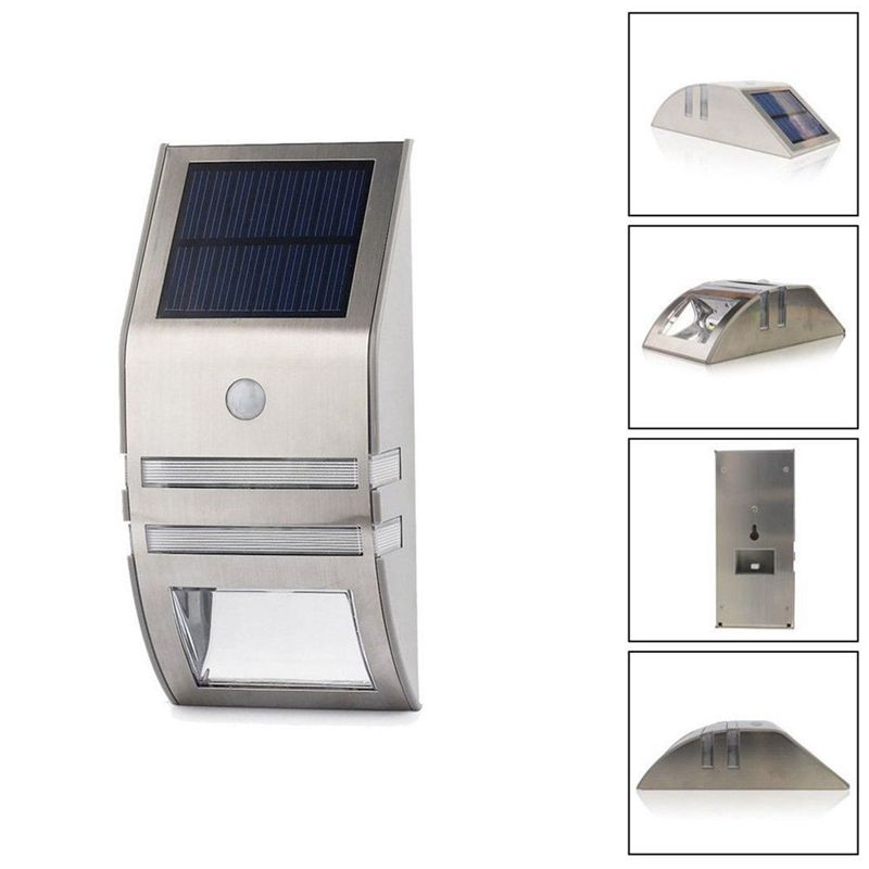 Lampara-solar-IP65-al-aire-libre-Impermeable-Garden-Path-Lampara-de-luz-Sol-R2D8 miniatura 10