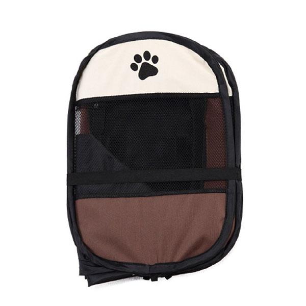 Portatil-Plegable-tienda-de-mascotas-Dog-House-Cage-Dog-Cat-Carpa-Playpen-P-F3M4 miniatura 6