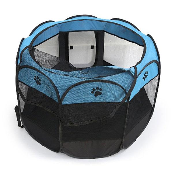 Portatil-Plegable-tienda-de-mascotas-Dog-House-Cage-Dog-Cat-Carpa-Playpen-P-Z2H9 miniatura 14