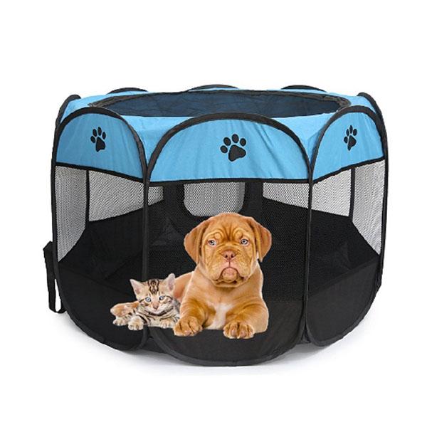 Portatil-Plegable-tienda-de-mascotas-Dog-House-Cage-Dog-Cat-Carpa-Playpen-P-F3M4 miniatura 18