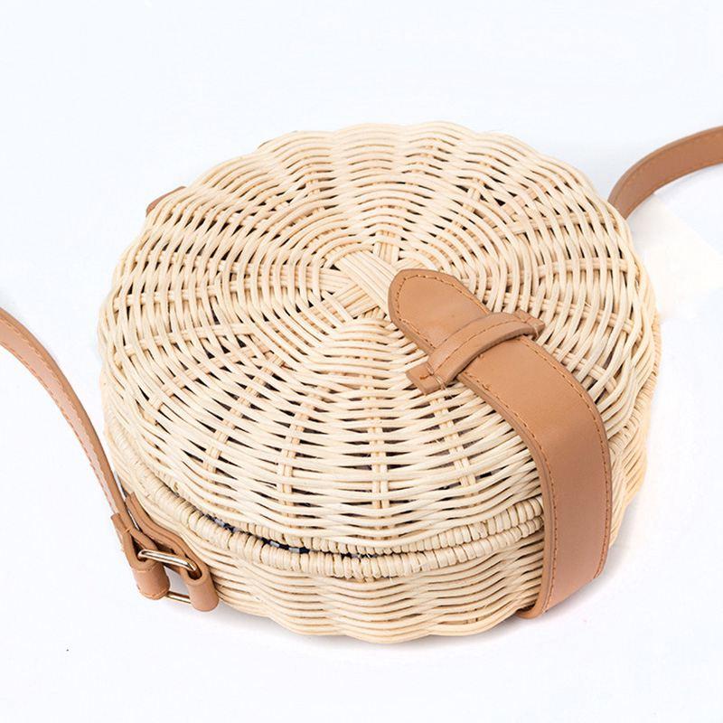 sac de paille pour femmes boheme bali sac a main de plage. Black Bedroom Furniture Sets. Home Design Ideas