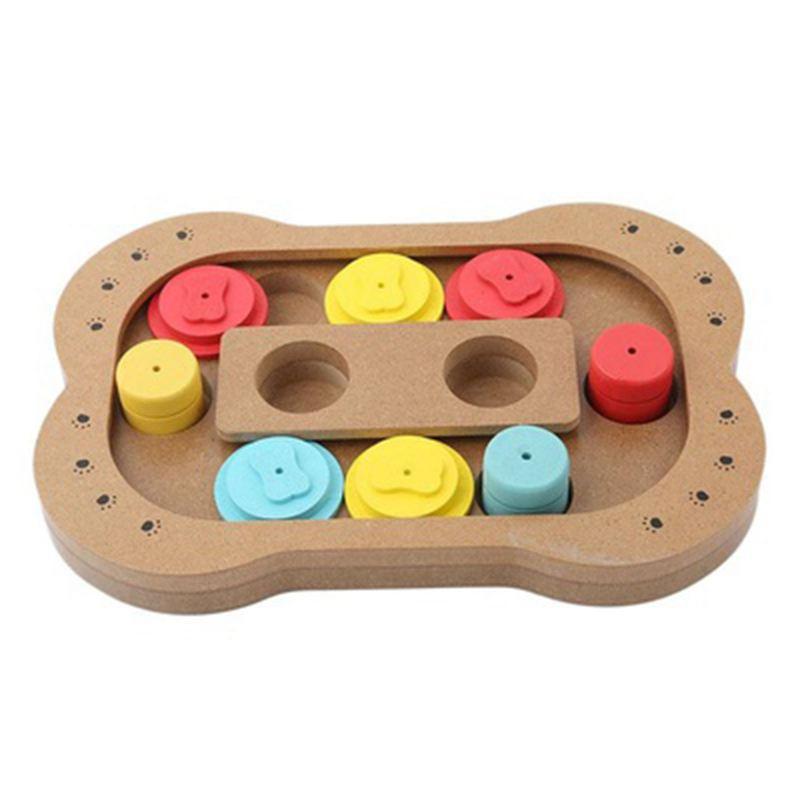 3X(Spielzeuge der Haustier klaue klaue klaue Form der Knochen des Futters FuetterungsanH4P3)  | Sehr gute Farbe  e73d04