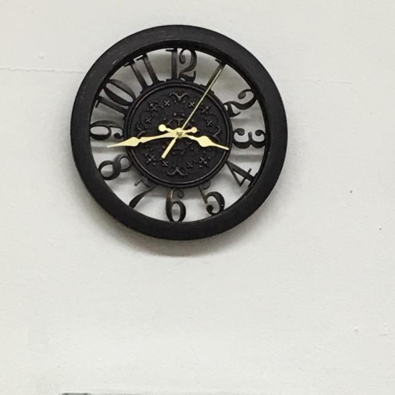 horloge-murale-horloge-saat-horloge-de-Pared-mur-Saati-vintage-horloges-mur-H5D5 miniature 14