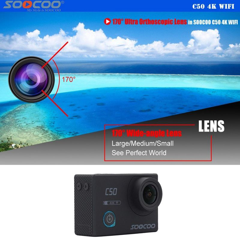 SOOCOO-C50-Action-4K-Sports-Camera-Wifi-Gyro-Adjustable-Viewing-angles-NTK9-L5L6