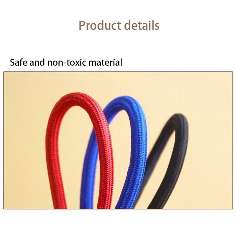 2X-Robuste-Nylon-corde-de-collier-pour-animaux-de-compagnie-Formation-de-gli-S7 miniature 8