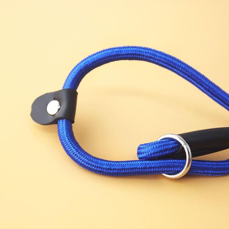 2X-Robuste-Nylon-corde-de-collier-pour-animaux-de-compagnie-Formation-de-gli-S7 miniature 24
