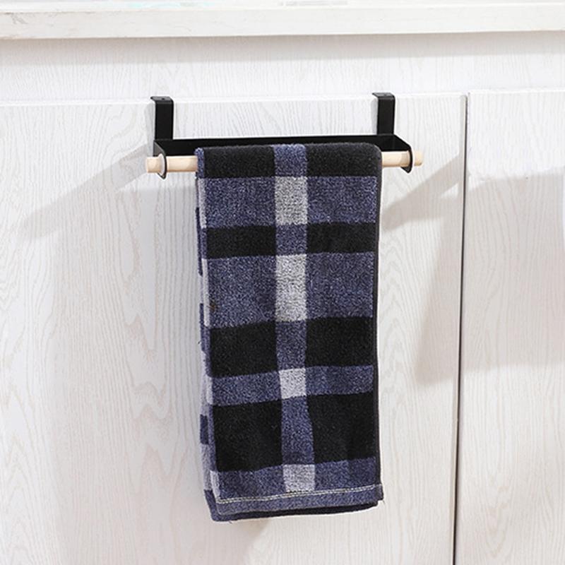 Details About Single Pole Paper Towel Holder Rack Bathroom Toilet Roll W3p7