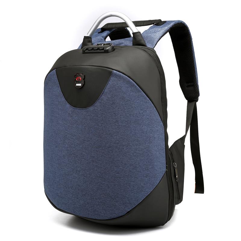 15-6-pulgadas-portatil-mochila-hombres-mochila-impermeable-de-viaje-ocasional-PB miniatura 13