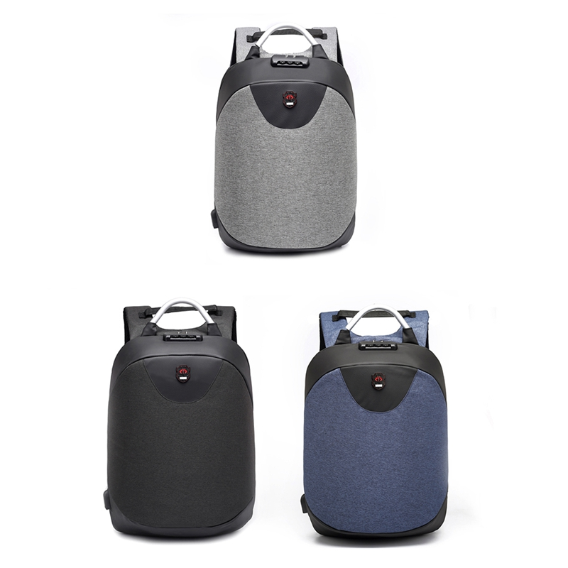 15-6-pulgadas-portatil-mochila-hombres-mochila-impermeable-de-viaje-ocasional-PB miniatura 20