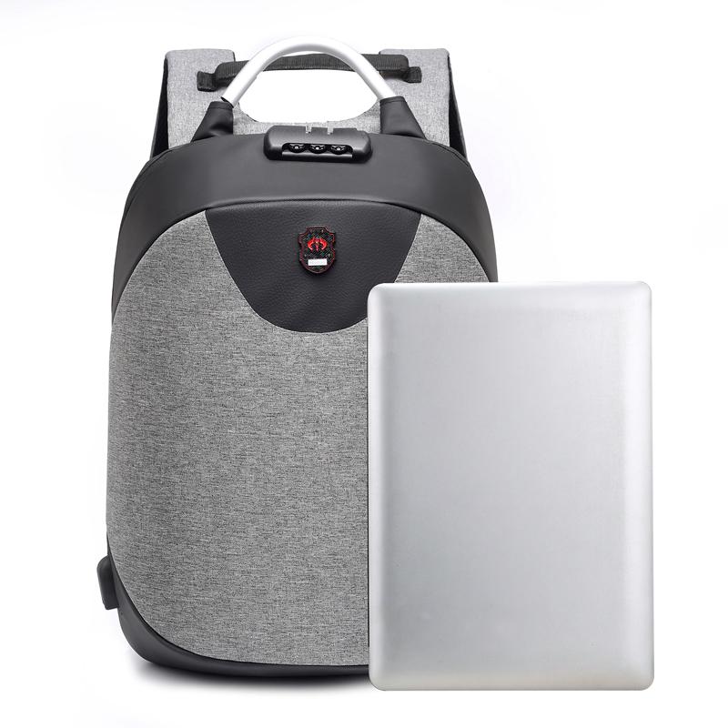 15-6-pulgadas-portatil-mochila-hombres-mochila-impermeable-de-viaje-ocasional-PB miniatura 24