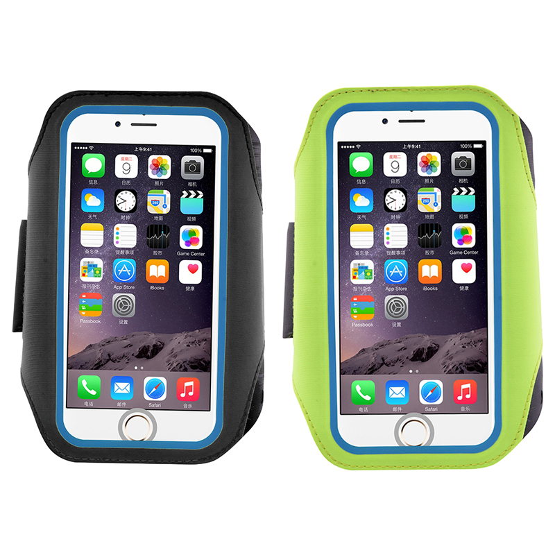brand new 50f63 8598e For Apple iPhone Sport Running Armband Case Jogging Gym Arm Band ...