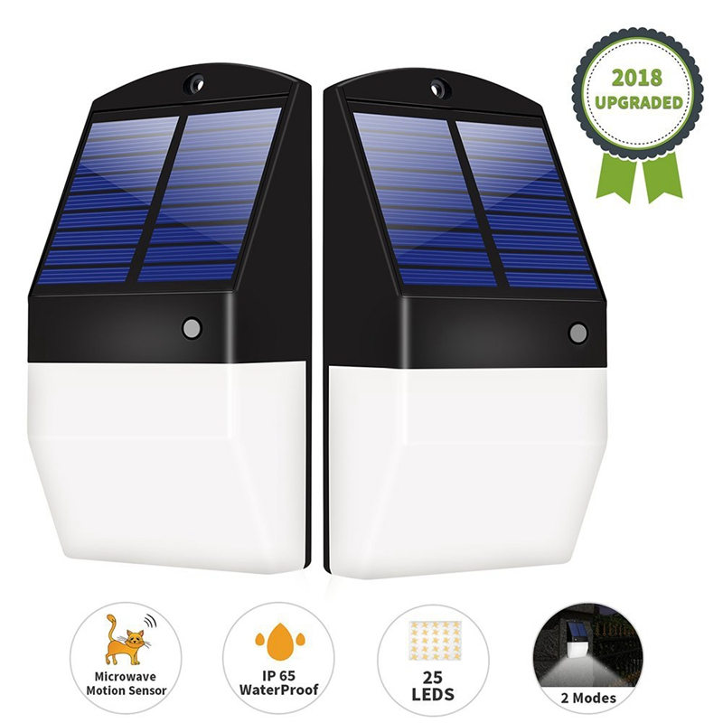 Ultra bright motion sensor solar lights outdoor microwave lamp image is loading ultra bright motion sensor solar lights outdoor microwave aloadofball Images