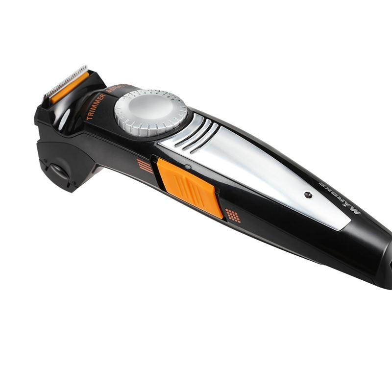 3X-MARSKE-tondeuse-electrique-rechargeable-a-double-usage-rasoir-ciseaux-de-RW1 miniature 5