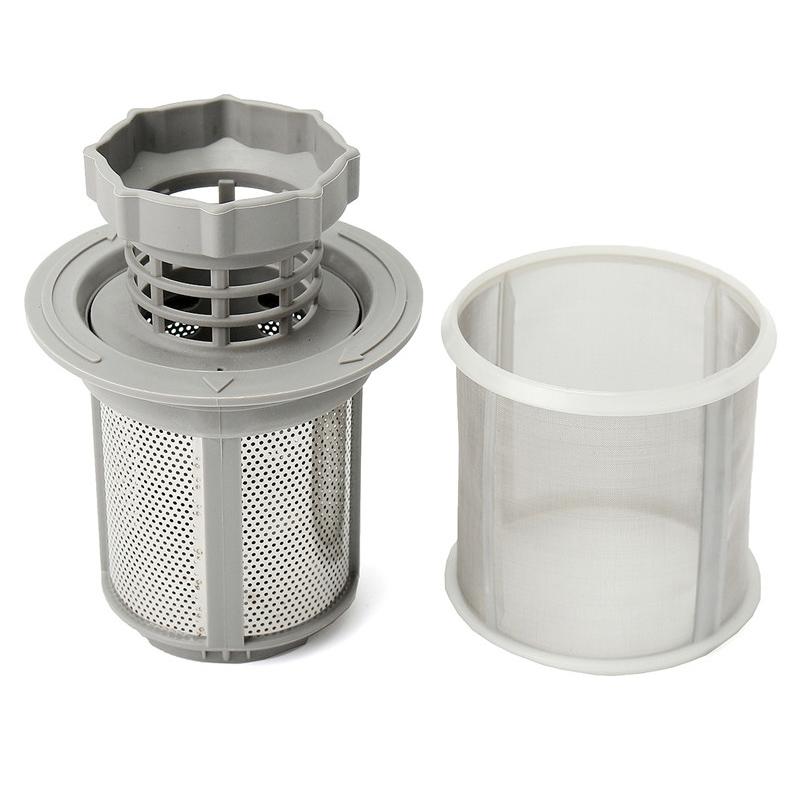 Juego-de-filtro-malla-2-piezas-para-lavavajillas-PP-gris-Bosch-427903-Reemplr1M1 miniatura 2