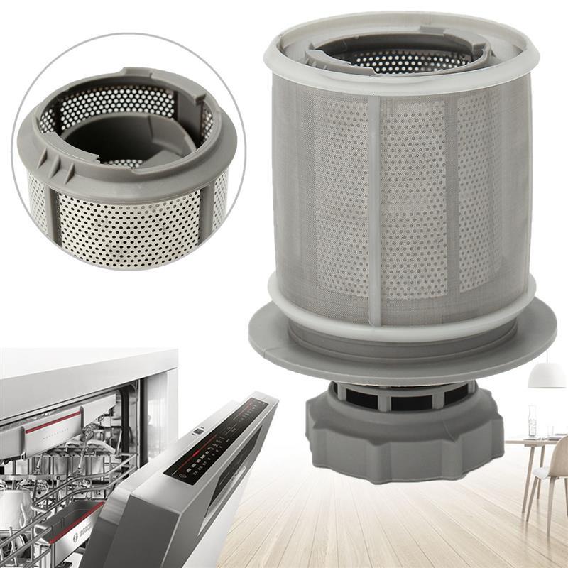 Juego-de-filtro-malla-2-piezas-para-lavavajillas-PP-gris-Bosch-427903-Reemplr1M1 miniatura 5