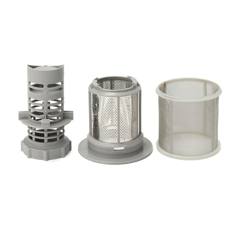 Juego-de-filtro-malla-2-piezas-para-lavavajillas-PP-gris-Bosch-427903-Reemplr1M1 miniatura 6