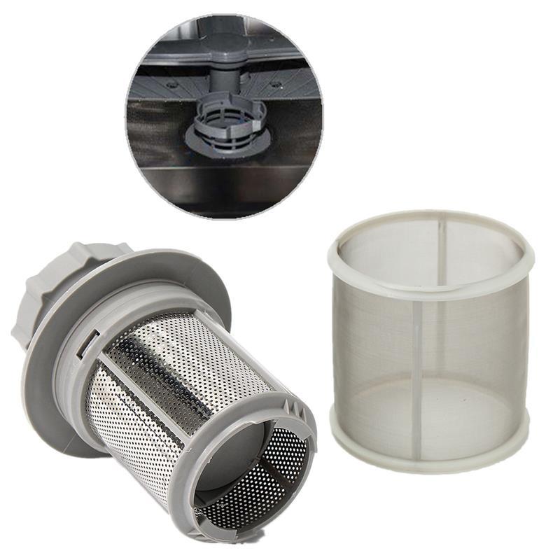 Juego-de-filtro-malla-2-piezas-para-lavavajillas-PP-gris-Bosch-427903-Reemplr1M1 miniatura 7