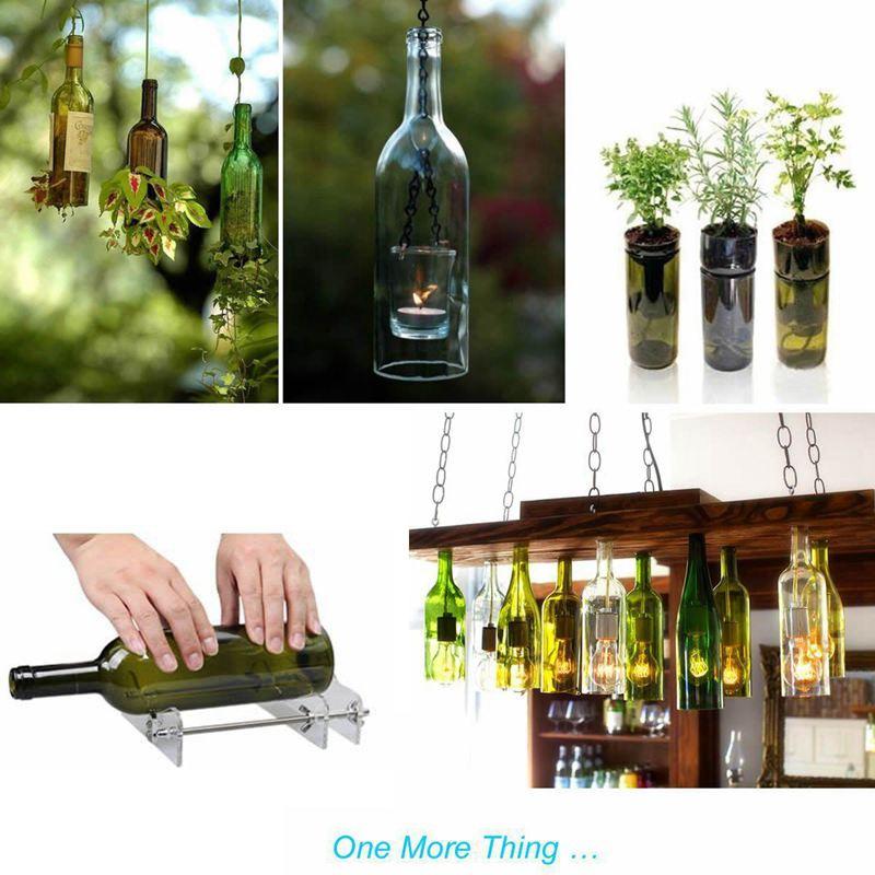 coupe bouteille en verre outil professionnel pour la coupe de bouteilles ma f1p9 ebay. Black Bedroom Furniture Sets. Home Design Ideas