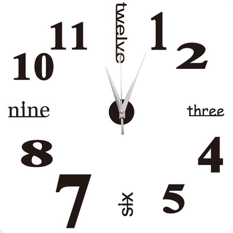 3D-Large-Wall-Clock-Mirror-Sticker-Big-Watch-Sticker-Home-Decor-Unique-Gift-B2W4