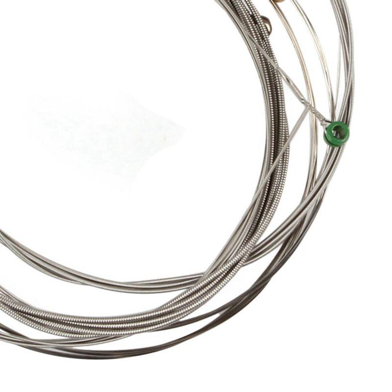 Orphee-6pcs-ensemble-Jeu-de-cordes-de-guitare-electrique-Chaine-en-alliage-30 miniature 14