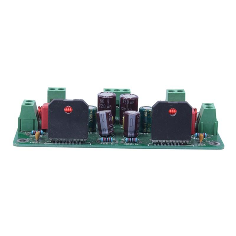 Assembled-68W-68W-Hifi-Lm3886Tf-Amplificador-Estereo-Amp-Board-50W-X-2-38-C1S1 miniatura 6