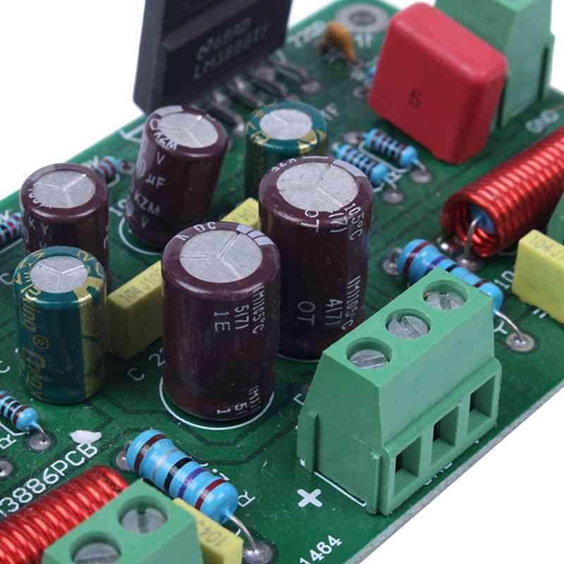 Assembled-68W-68W-Hifi-Lm3886Tf-Amplificador-Estereo-Amp-Board-50W-X-2-38-C1S1 miniatura 7