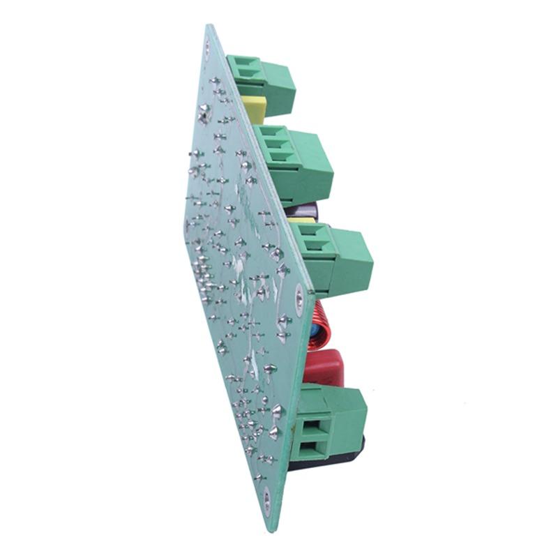 Assembled-68W-68W-Hifi-Lm3886Tf-Amplificador-Estereo-Amp-Board-50W-X-2-38-C1S1 miniatura 8