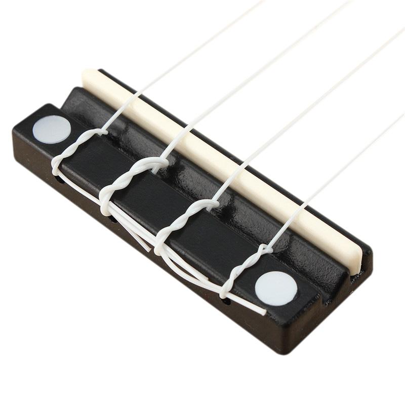 21-inch-Soprano-Ukulele-4-Strings-Hawaiian-Guitar-Uke-String-Pick-For-Begi-B4F2 thumbnail 15
