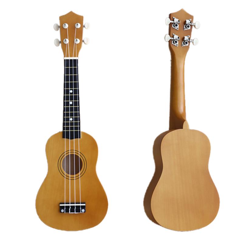 21-pollici-Soprano-Ukulele-4-stringhe-hawaiano-Chitarra-Uke-Stringa-Sce-O4R2 miniatura 38