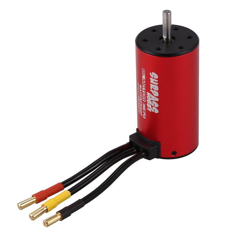 3x (surpass HOBBY s3670  2150kv 4 poli sensore buerstenloser senza motore per 1 8 TF  vanno a ruba