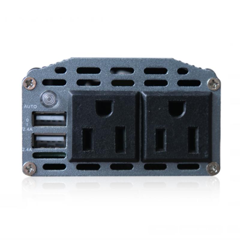 4x 400w Power Inverter Dc 12v To Ac 220v Auto Inverter