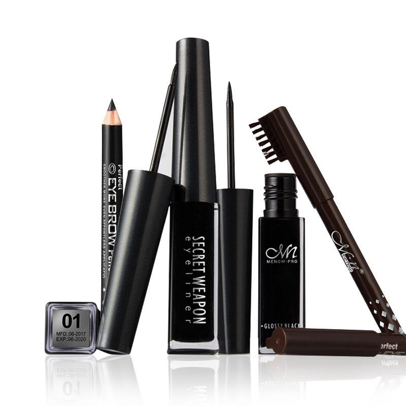 MENOW-Brand-Eyeliner-Liquid-Waterproof-lapiz-negro-y-marron-Duradera-hasta-24-ST
