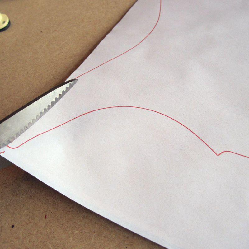 Multi-usages-20-x-30-cm-Auto-adhesif-Guitare-Blindage-en-cuivre-Ruban-adhes-E1L5 miniature 8
