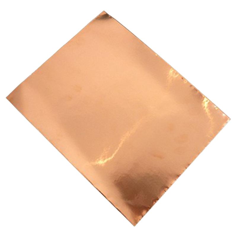 Multi-usages-22-5-x-30-cm-Ruban-adhesif-de-protection-en-cuivre-pour-guitare-S1M miniature 3