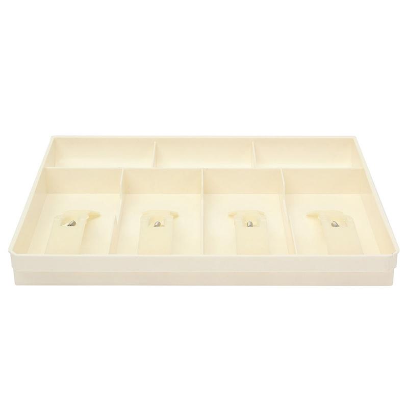 El-dinero-de-caja-del-cajon-dispensador-de-efectivo-de-la-caja-registradora-I8K4 miniatura 5