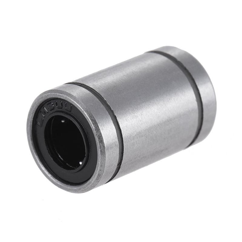 2X(Ball Bushing Linear Motion 8mm x 15mm x 24mm Double Sealed 10 Pcs Q8H5) P1 4