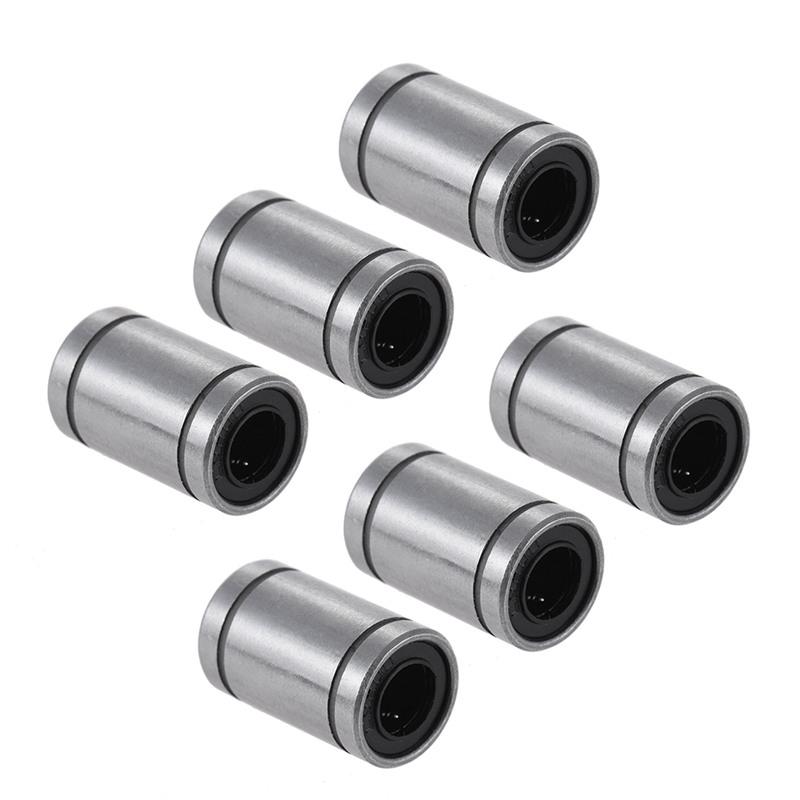 2X(Ball Bushing Linear Motion 8mm x 15mm x 24mm Double Sealed 10 Pcs Q8H5) P1 6