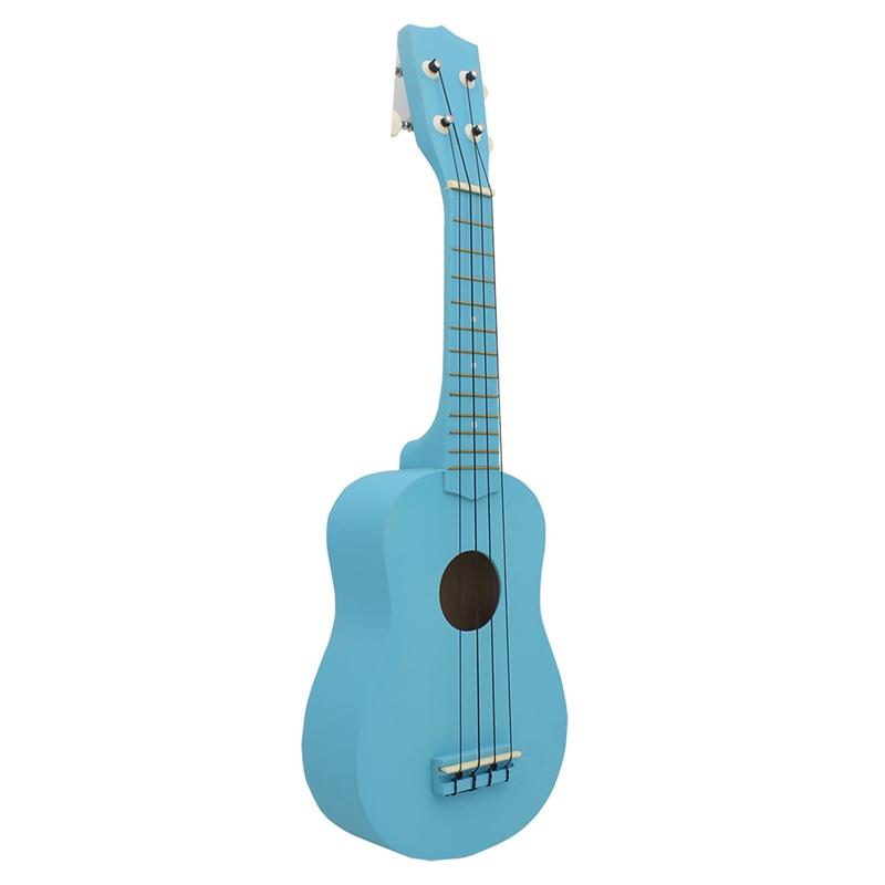 IRIN-Ukulele-21-pollici-chitarra-4-corde-Hawaii-chitarra-acustica-strumento-P5K3 miniatura 3